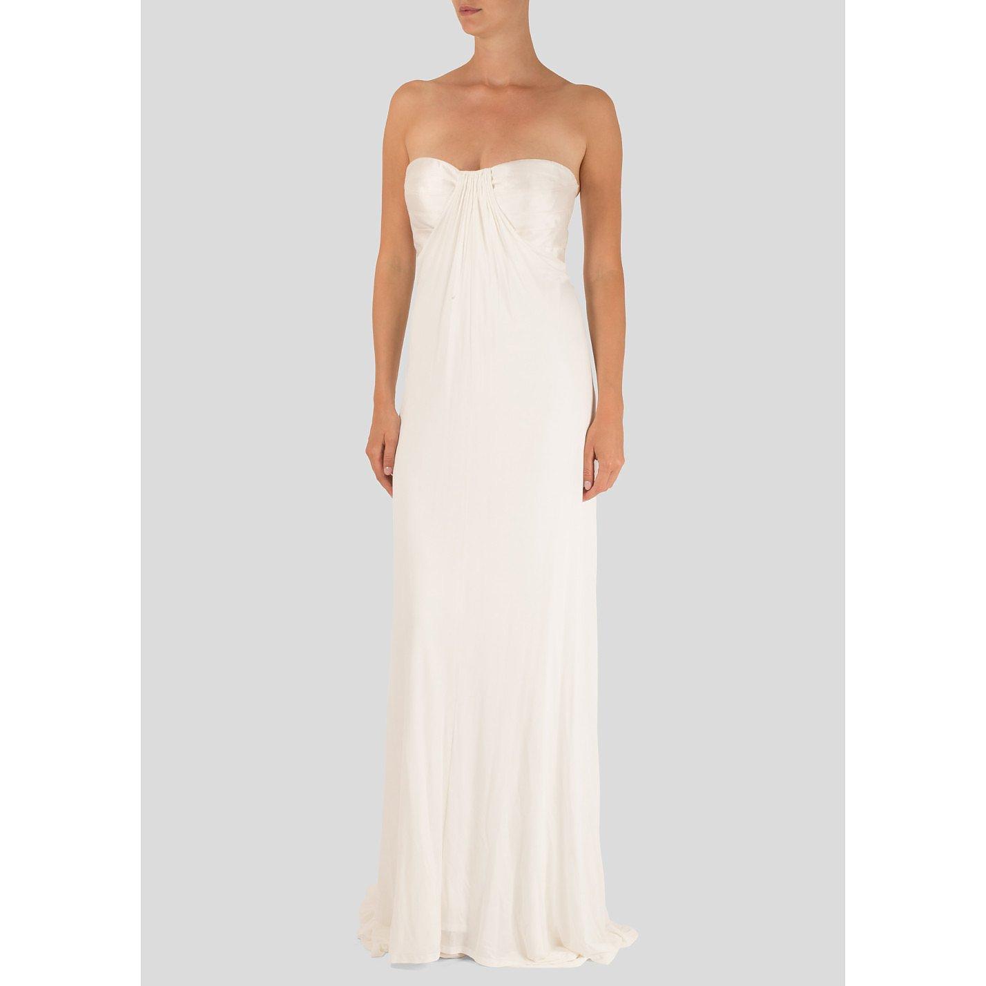 Amanda Wakeley Bridal The Afina Bridal Dress