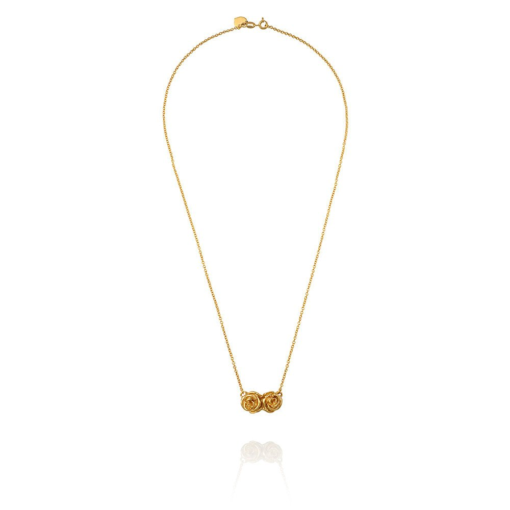 LeiVanKash Rose Love Necklace
