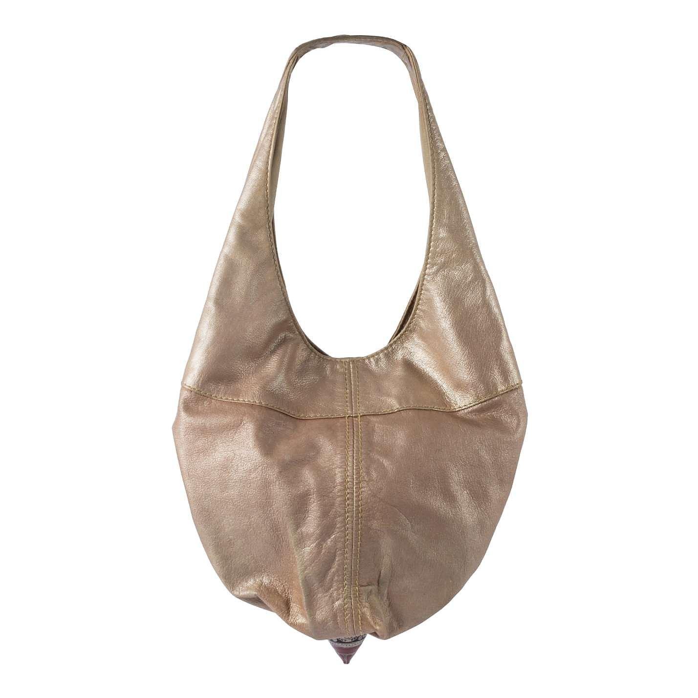 Jimmy Choo Leather Shoulder Bag