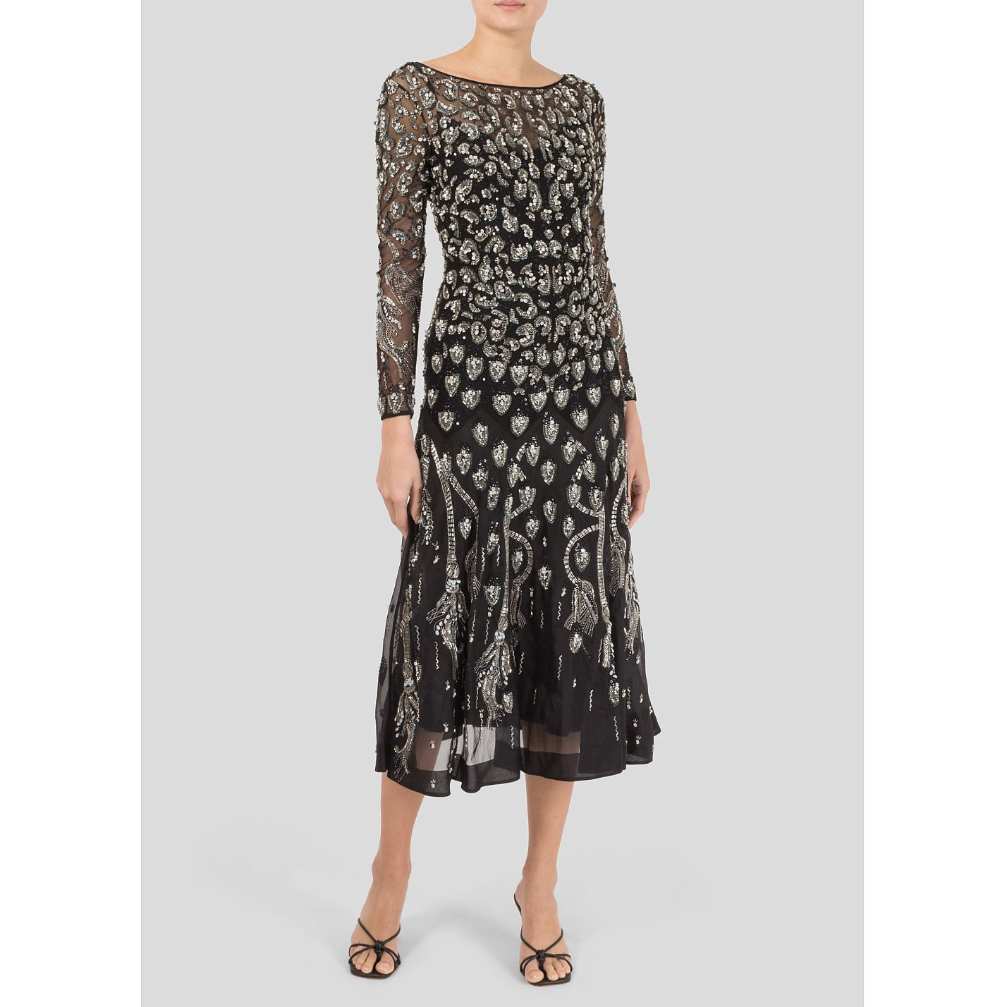 Temperley London Night Midi Dress