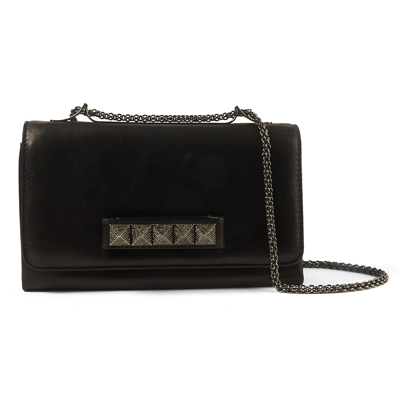 Valentino Leather Bag with Detachable Straps