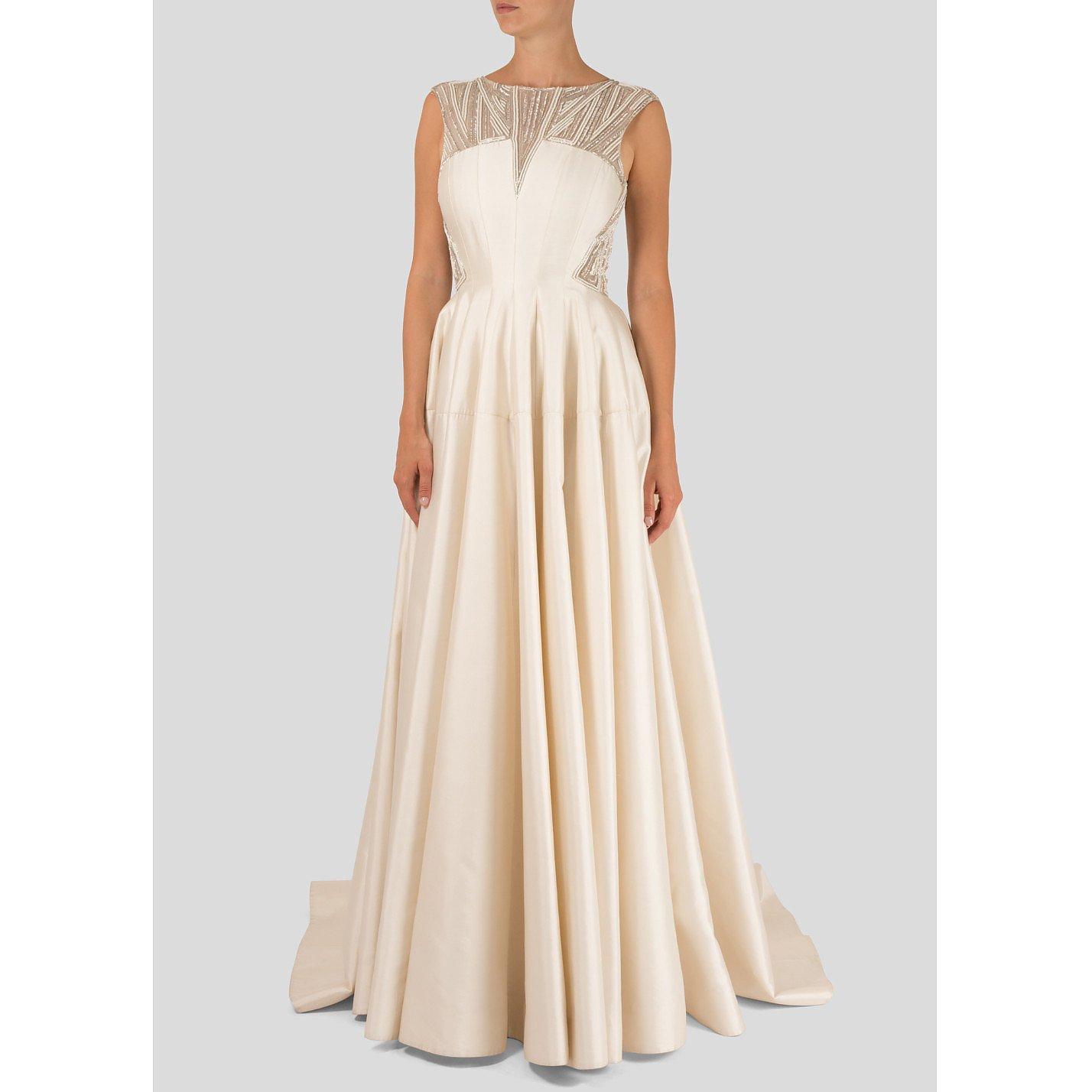 Amanda Wakeley Bridal The Ivy Bridal Dress