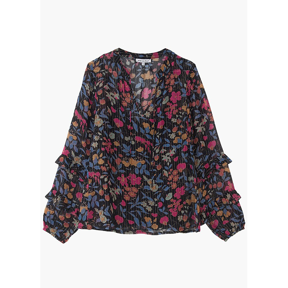 Lily and Lionel Rina Top
