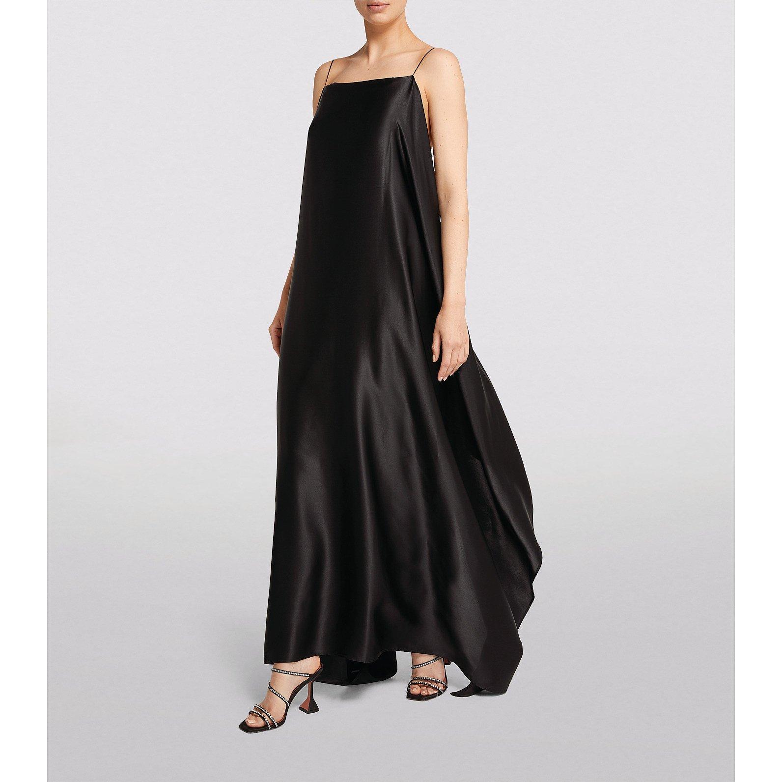 Bernadette Meredith Silk Maxi Dress