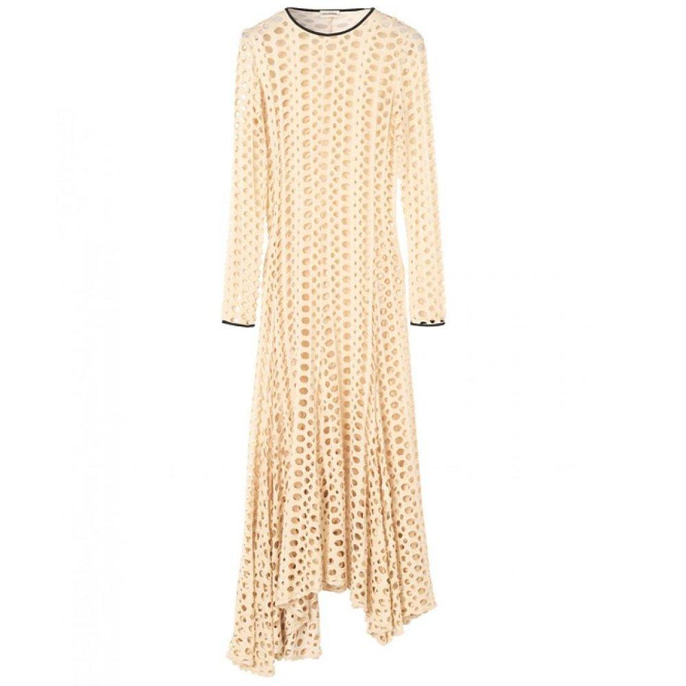 By Malene Birger Pointelle Maxi Dress