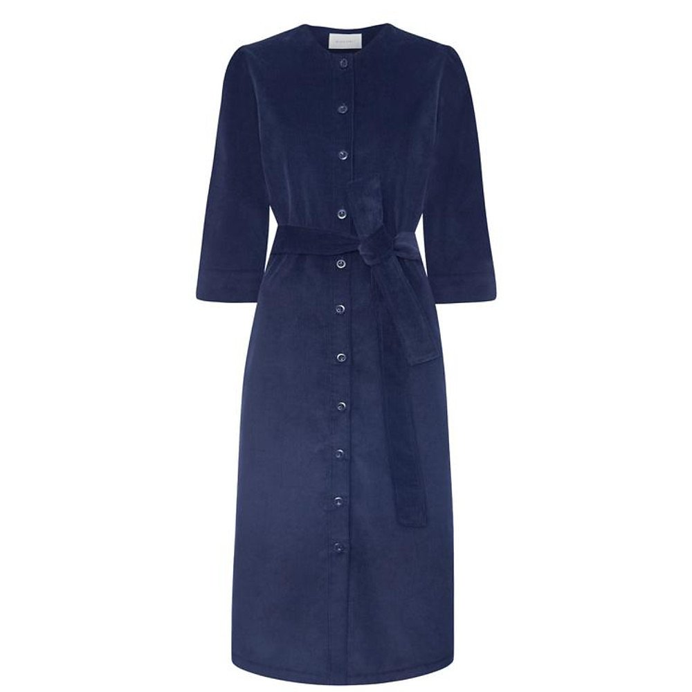 Alice Early Rhianon Dress - Navy