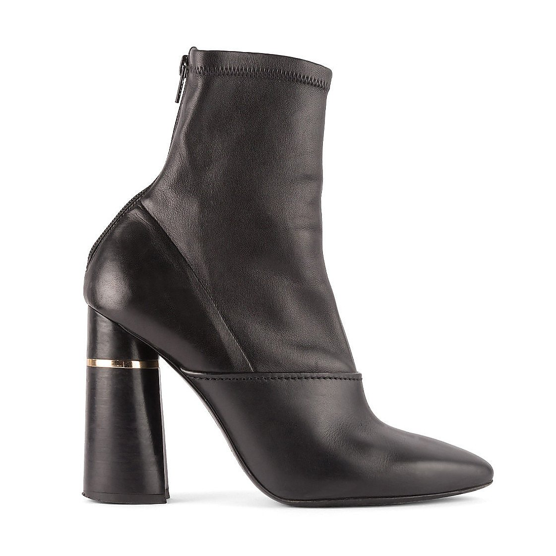 3.1 Phillip Lim Kyoto Leather Sock Boots