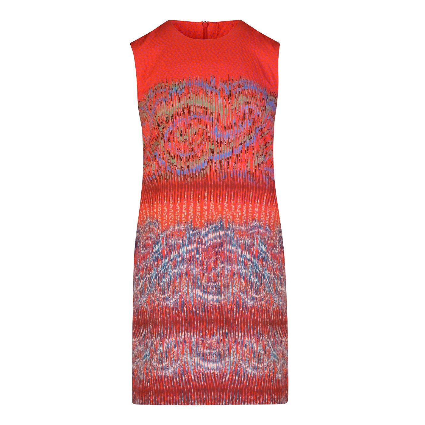 Peter Pilotto Geometric Print Mini Dress