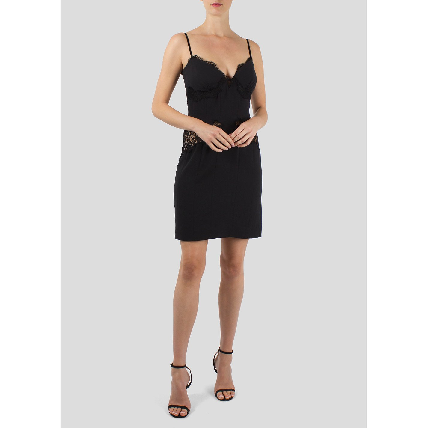 Amanda Wakeley Slip Dress