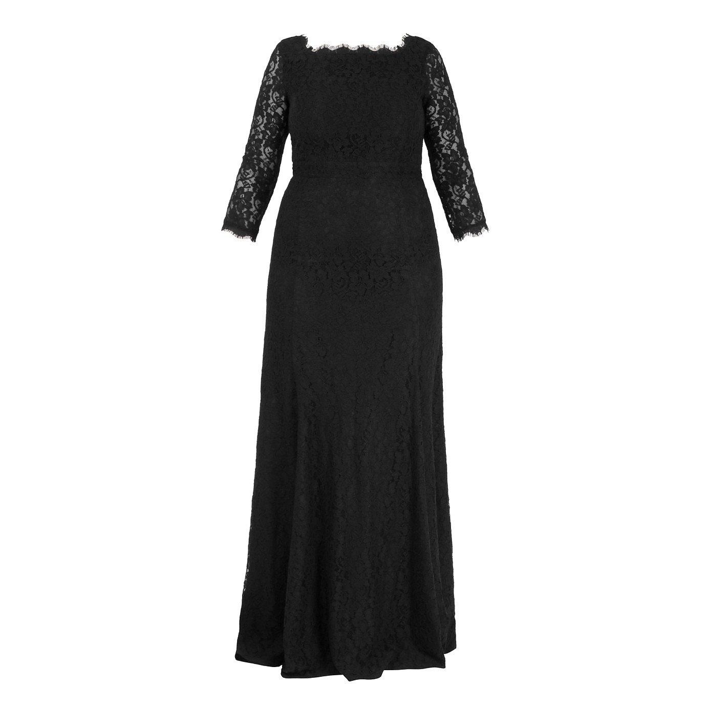 Diane von Furstenberg Lace Gown