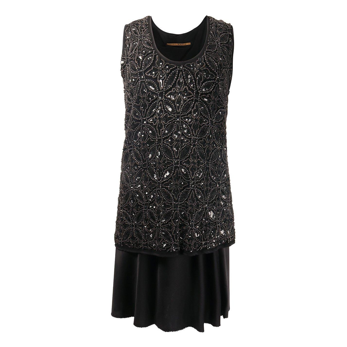 Jenni Kayne Embellished Sleeveless Dress