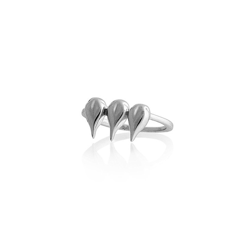Rachel Boston Scorpion Sting Ring in Silver