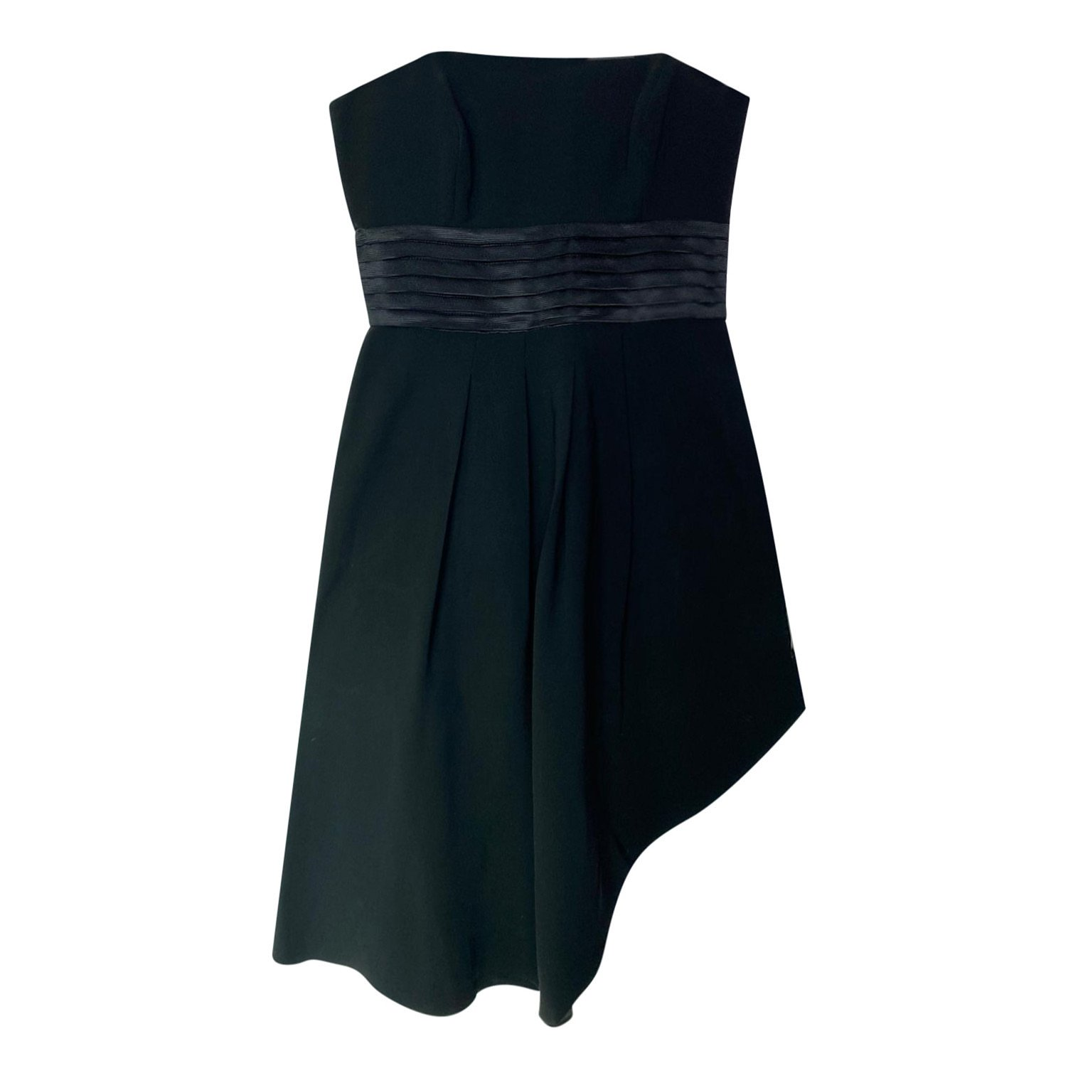 Sportmax Code Asymmetrical Corset Dress