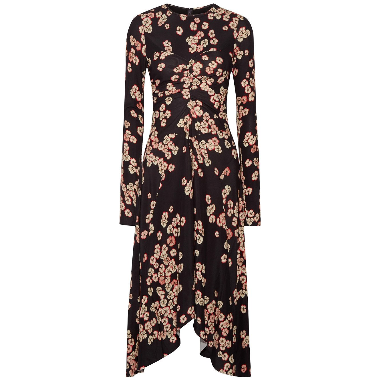 Isabel Marant Diana Ruched Dress