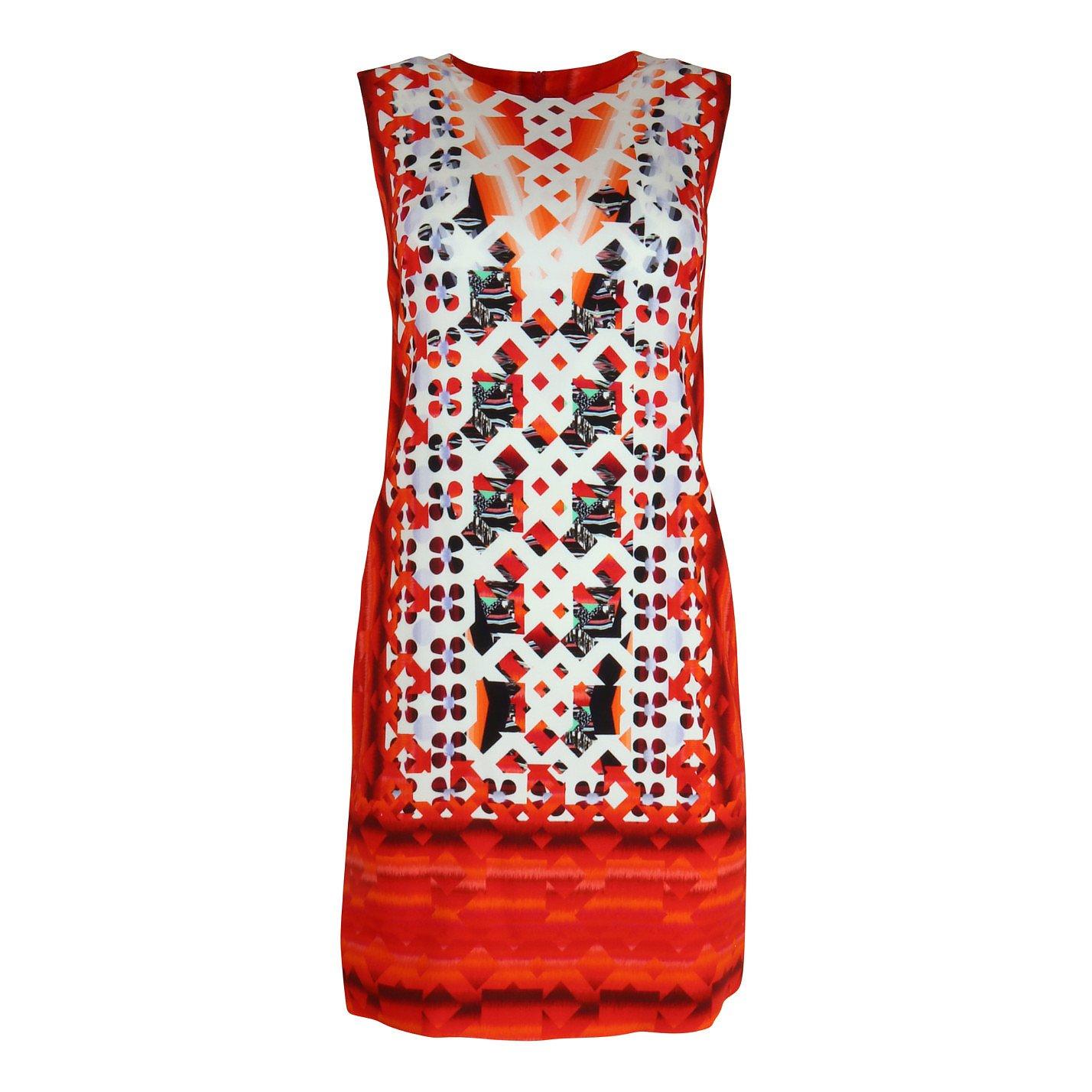 Peter Pilotto Kaleidoscopic Mini Dress