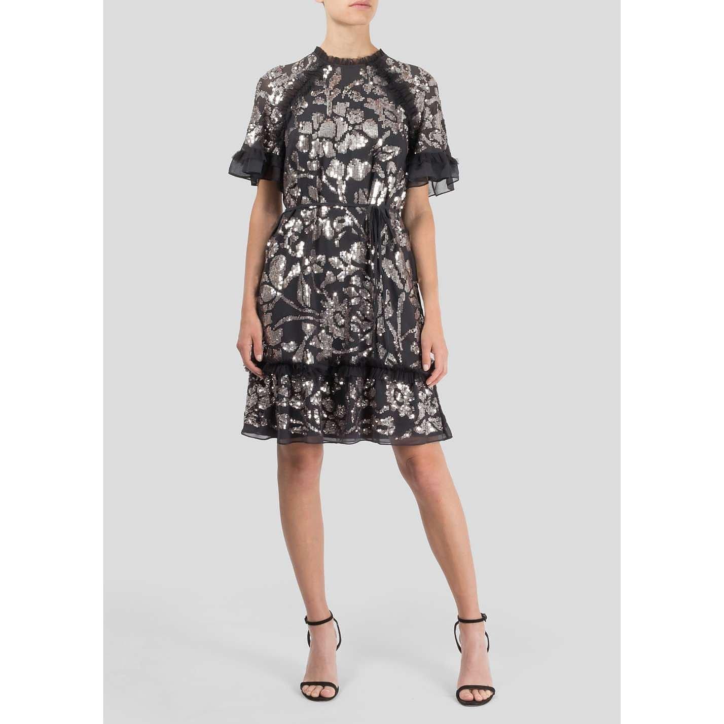 Needle & Thread Sequin Embellished Dress