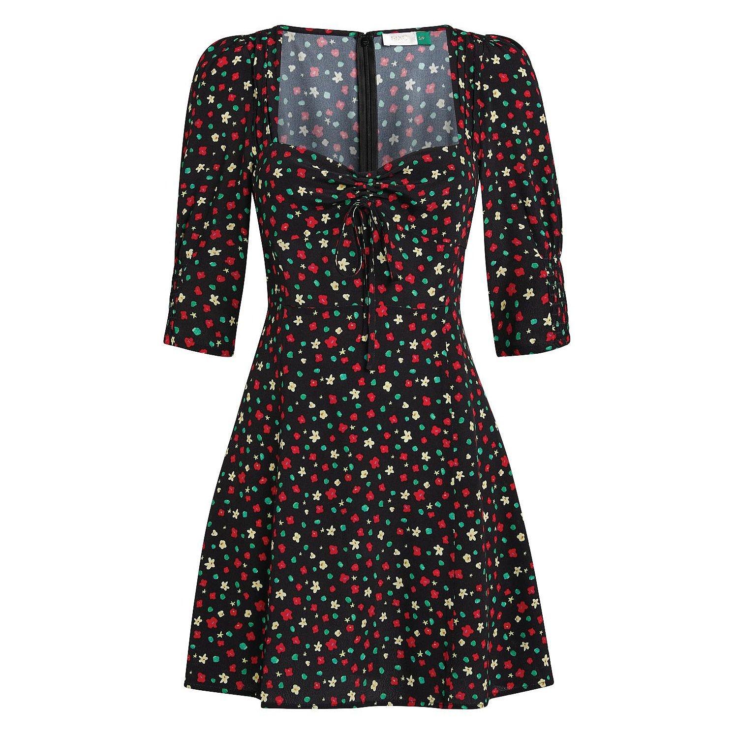 Rixo Larissa Mini Dress