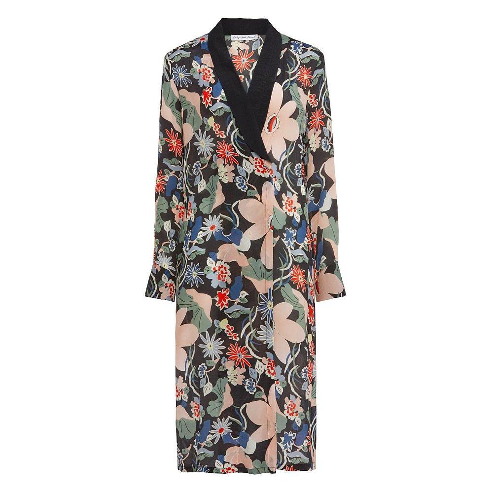 Lily and Lionel Lyla Floral Print Kimono Jacket