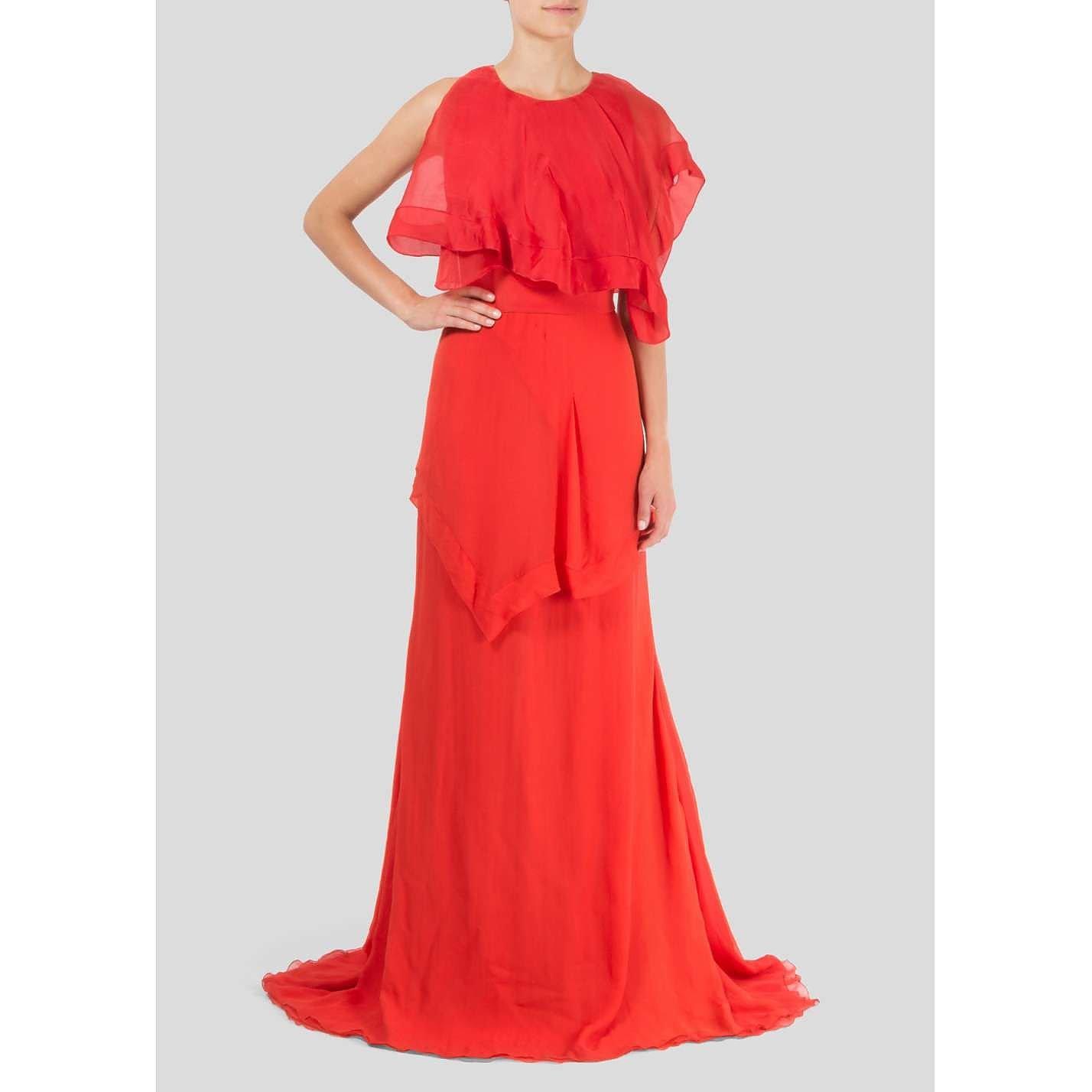 Antonio Berardi Layered Dress