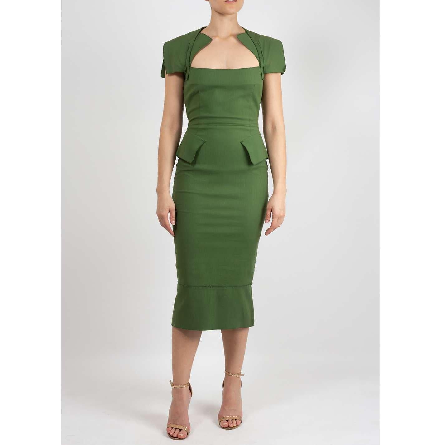 Roland Mouret Galaxy Wiggle Dress