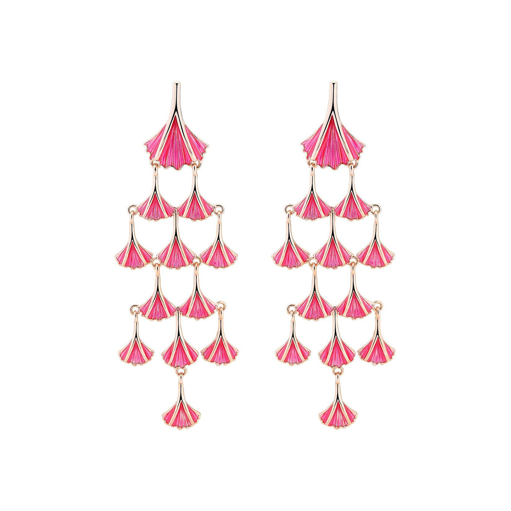 All We Are Aya Chandelier Earrings