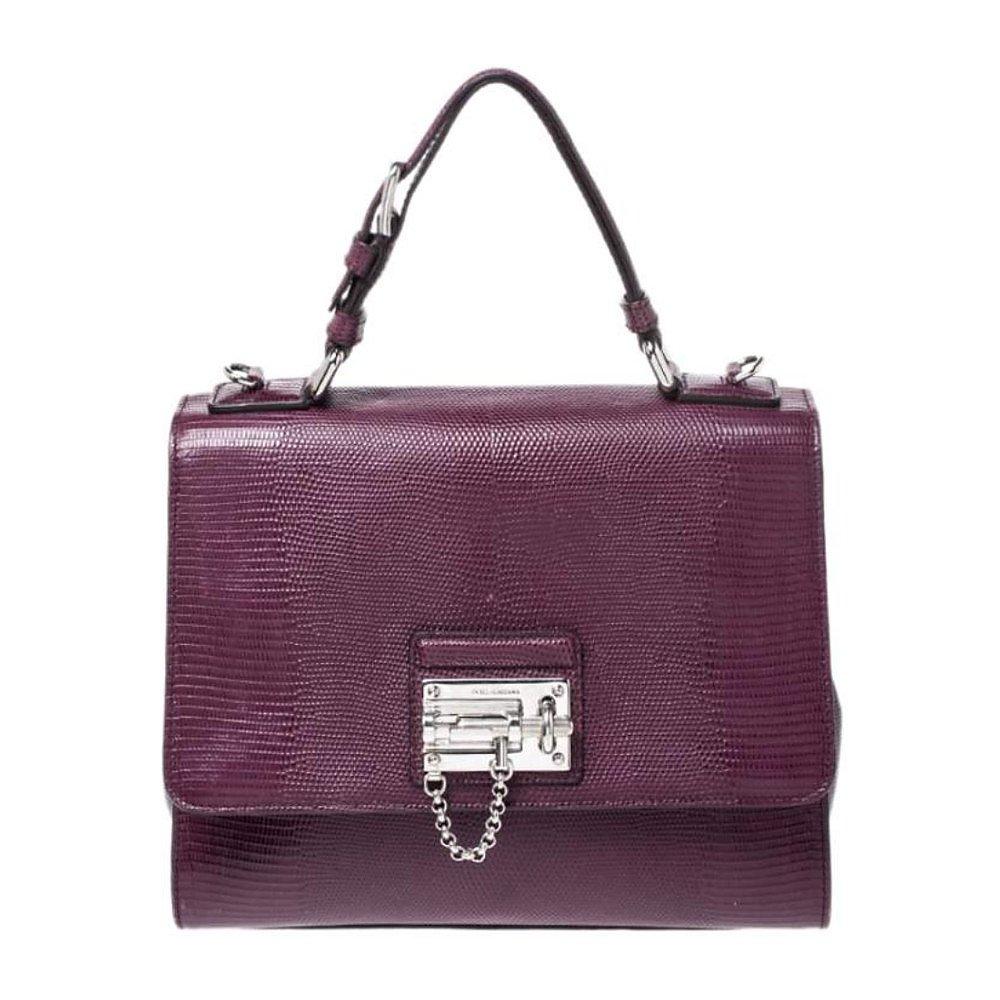 DOLCE & GABBANA Monica Medium Bag