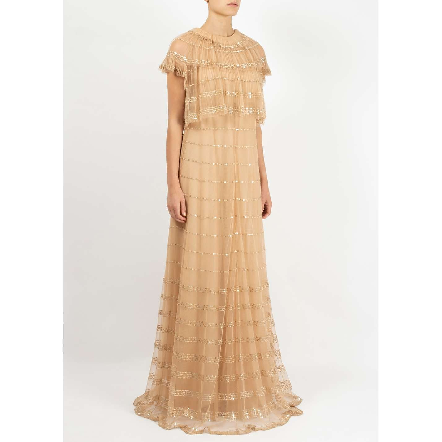 Chloé Sequinned Gown