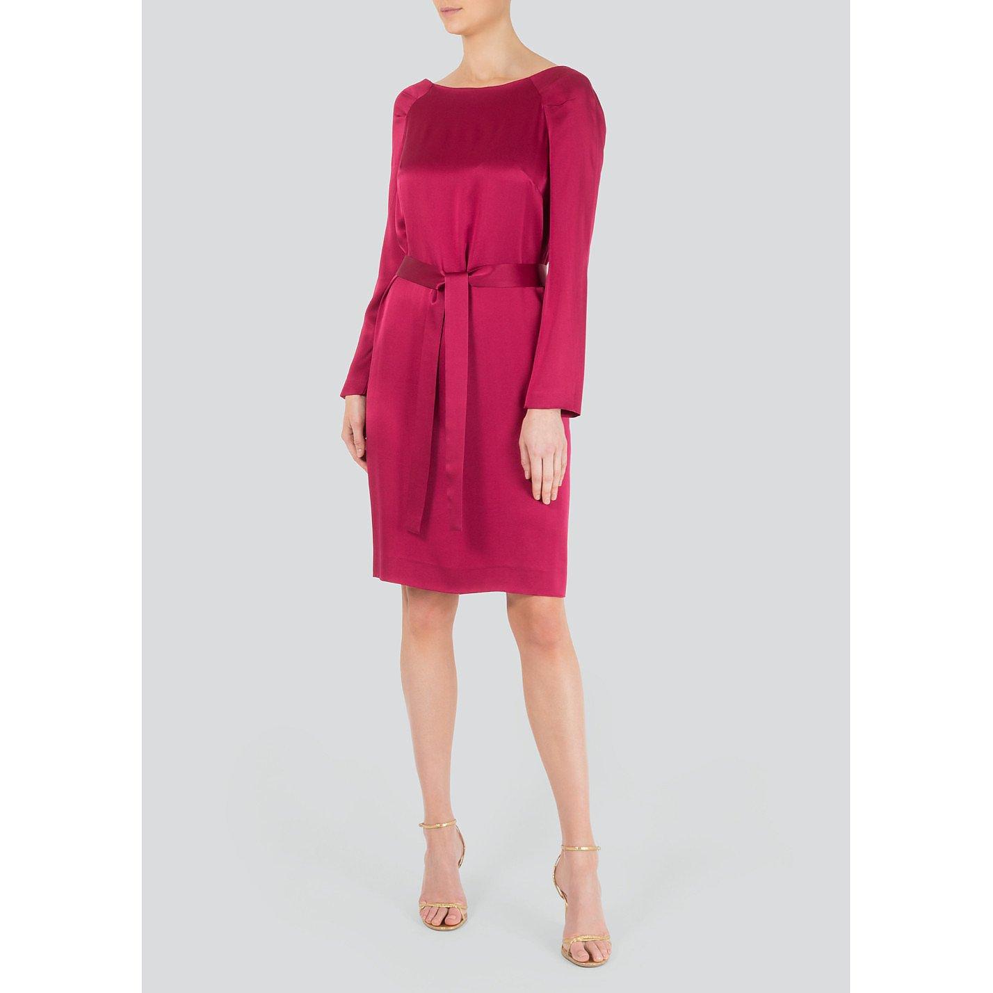 Alberta Ferretti Silk Mini Dress