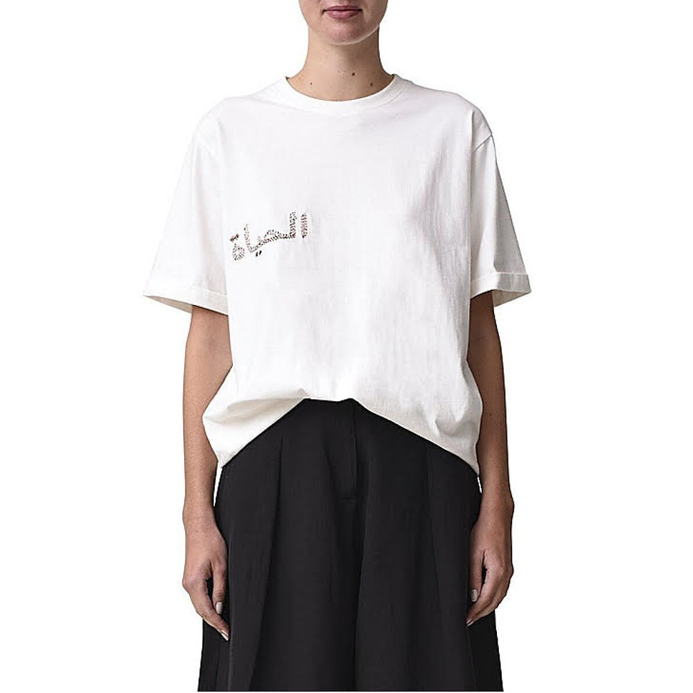 Noon By Noor Pixie Cotton T-Shirt