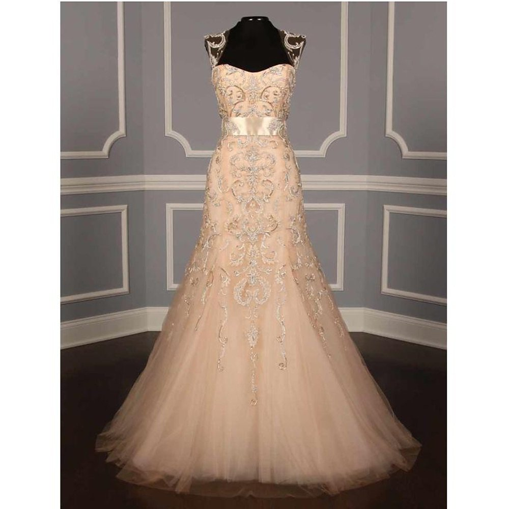 Monique Lhuillier Romance Dress