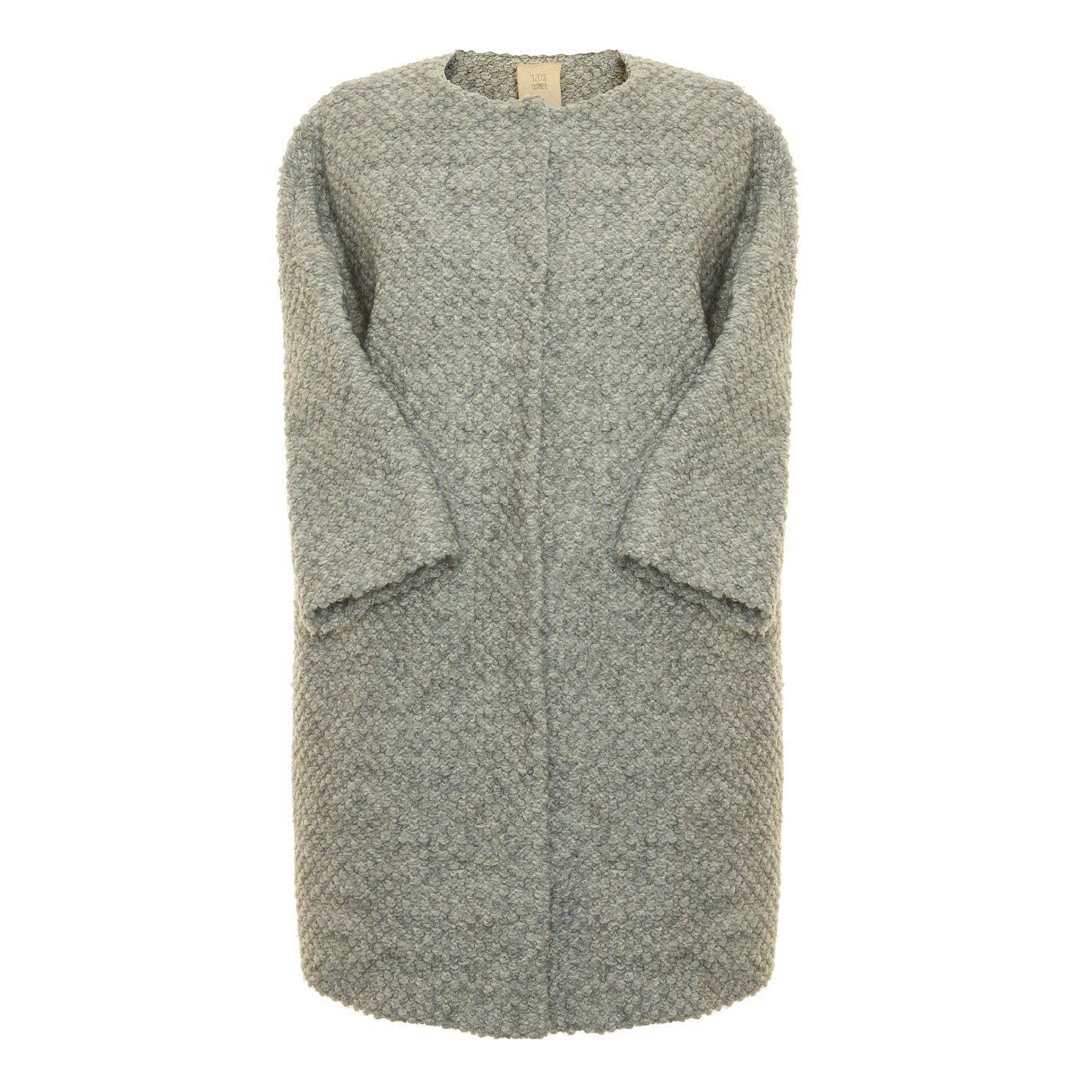 Palladium Cashmere Knit Jacket