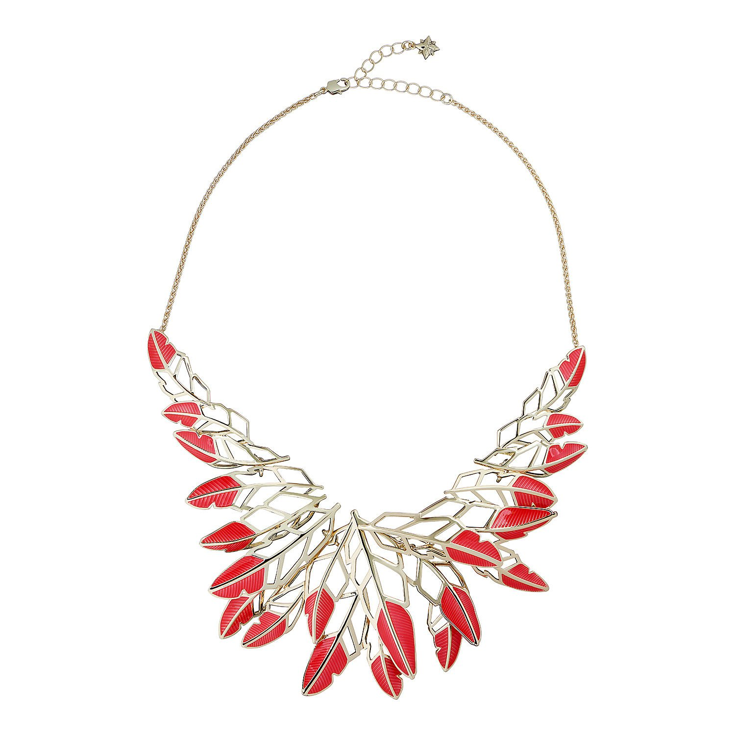 All We Are Feather Necklace