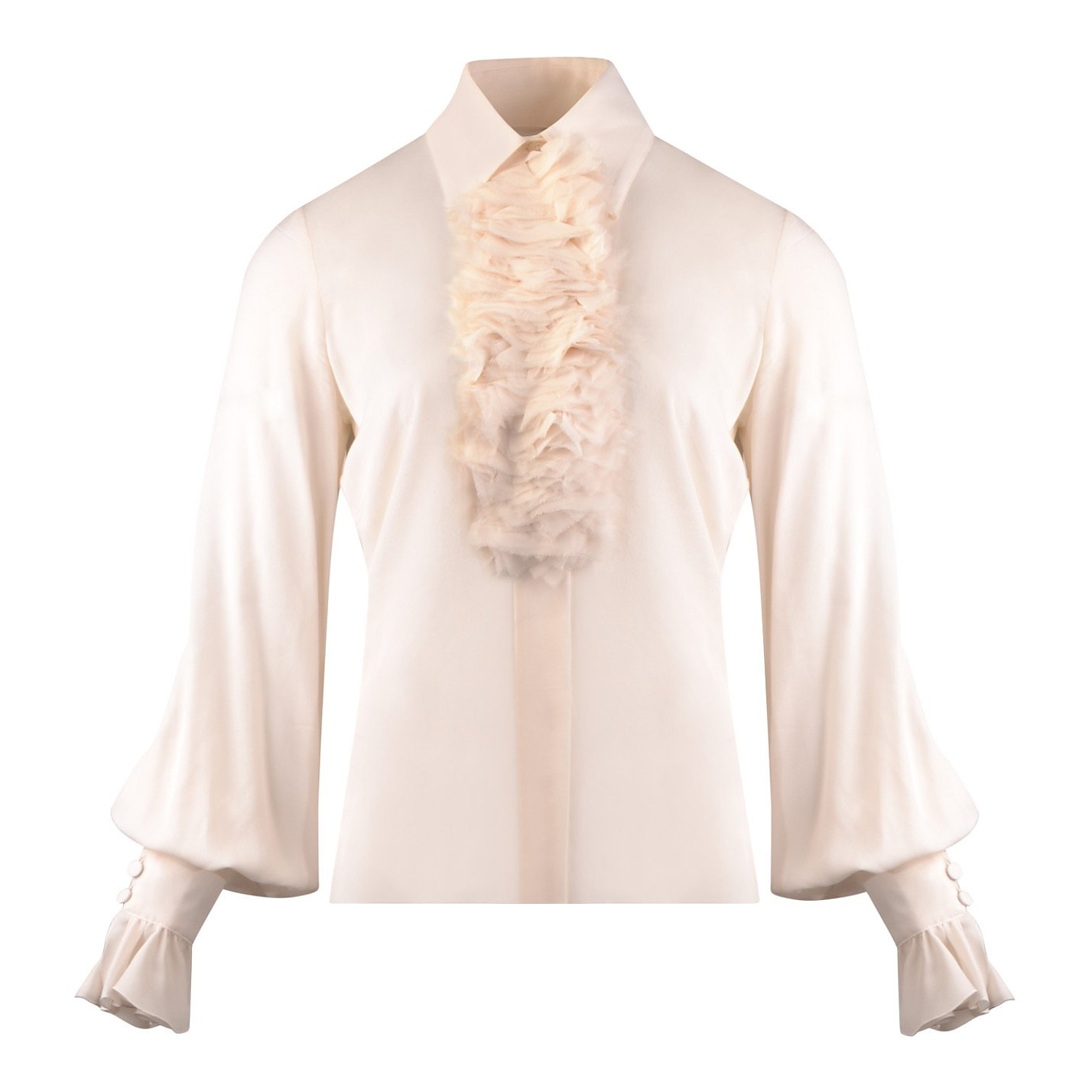 Andrew GN Ruffle Blouse