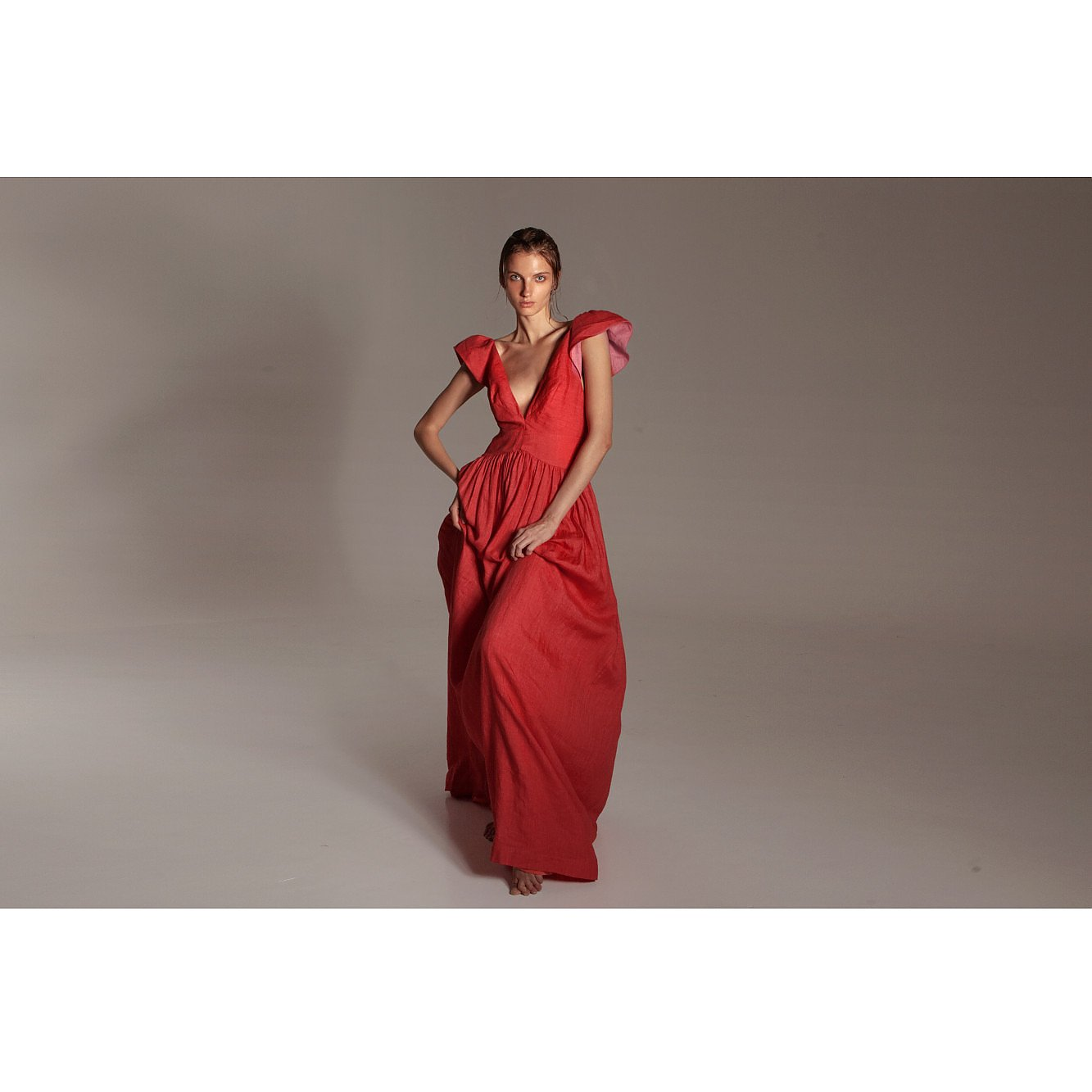 Kalita Persephone Day Dress Press Sample