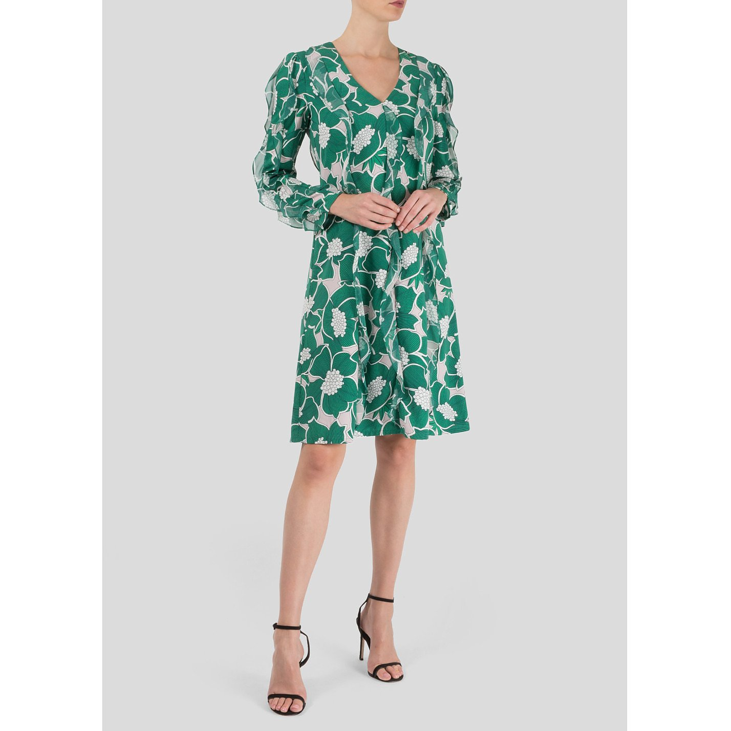 Starsica Patterned Dress