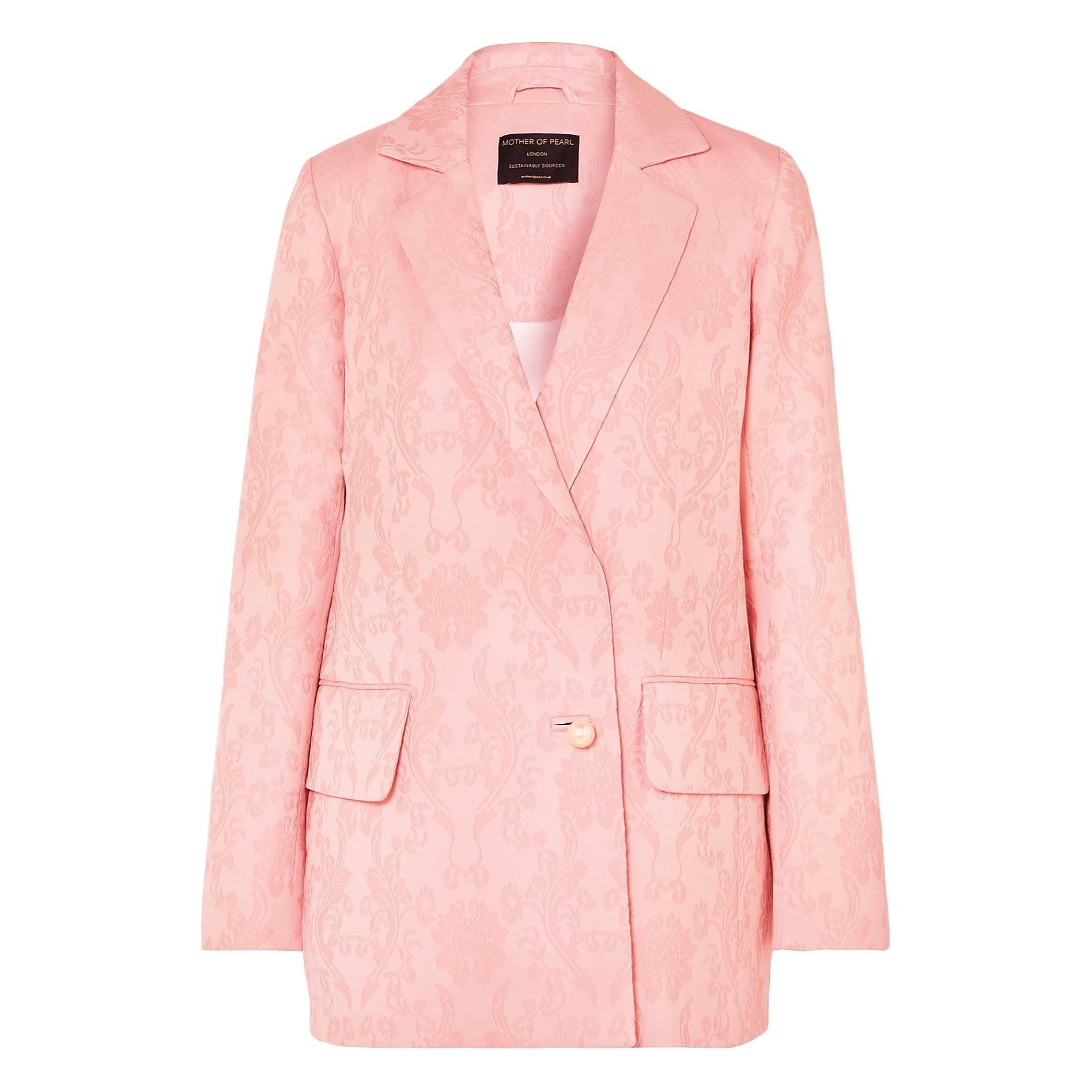 Mother of Pearl Sartorial Jacket