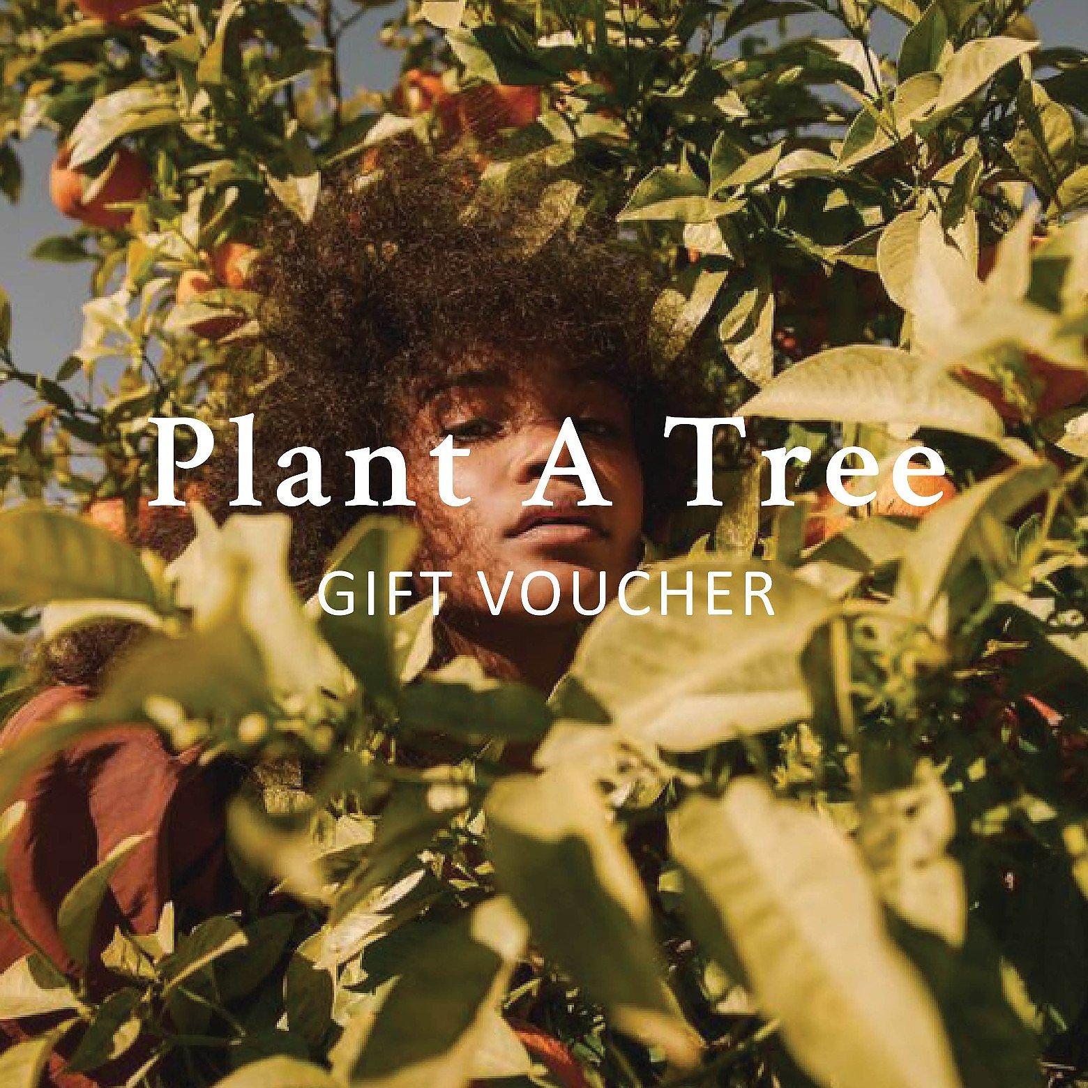 Voucher Plant a Tree Voucher