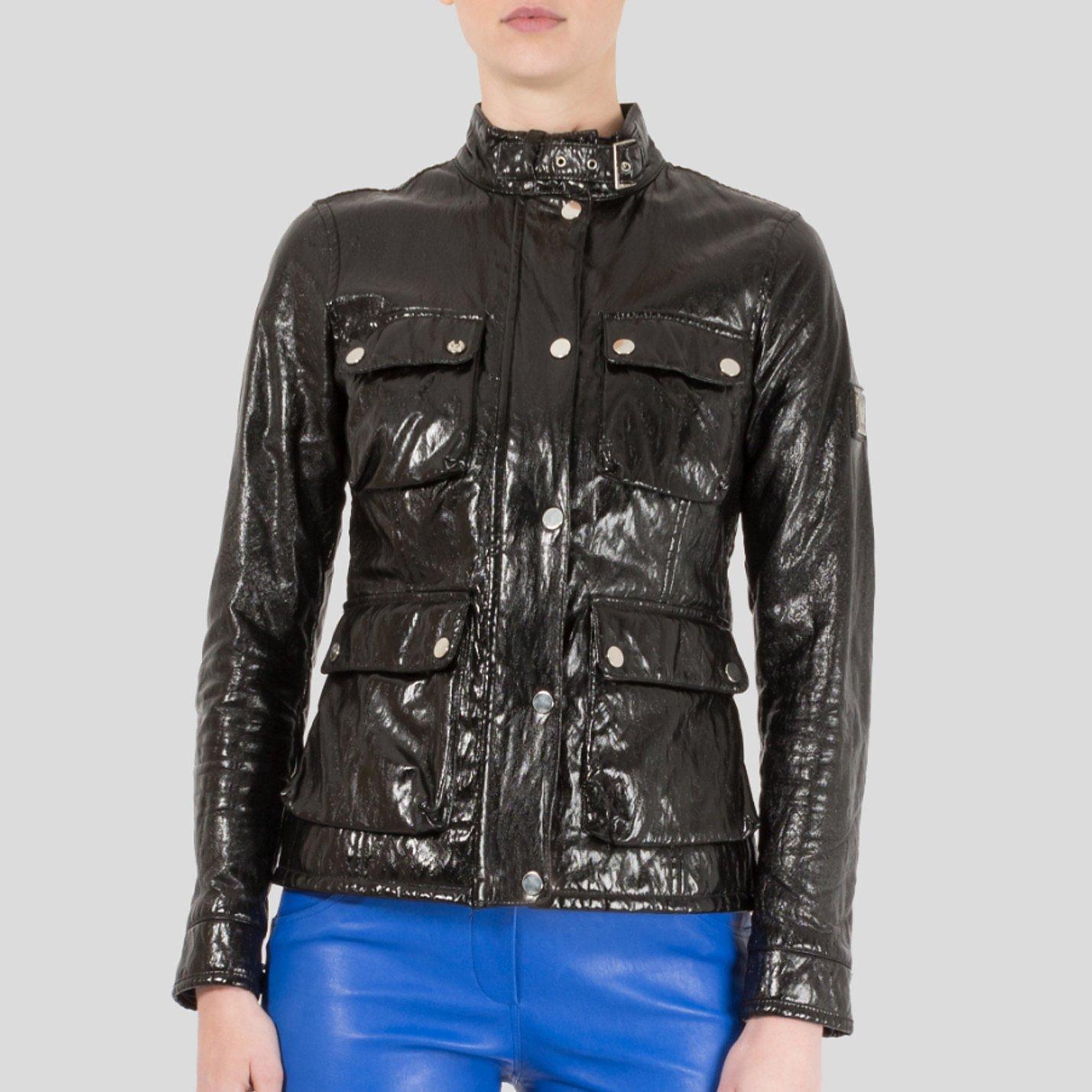 Belstaff Patent Moto Jacket