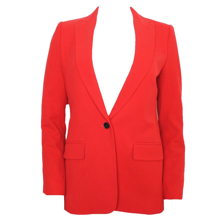 Club Monaco Club Monaco Red Jacket