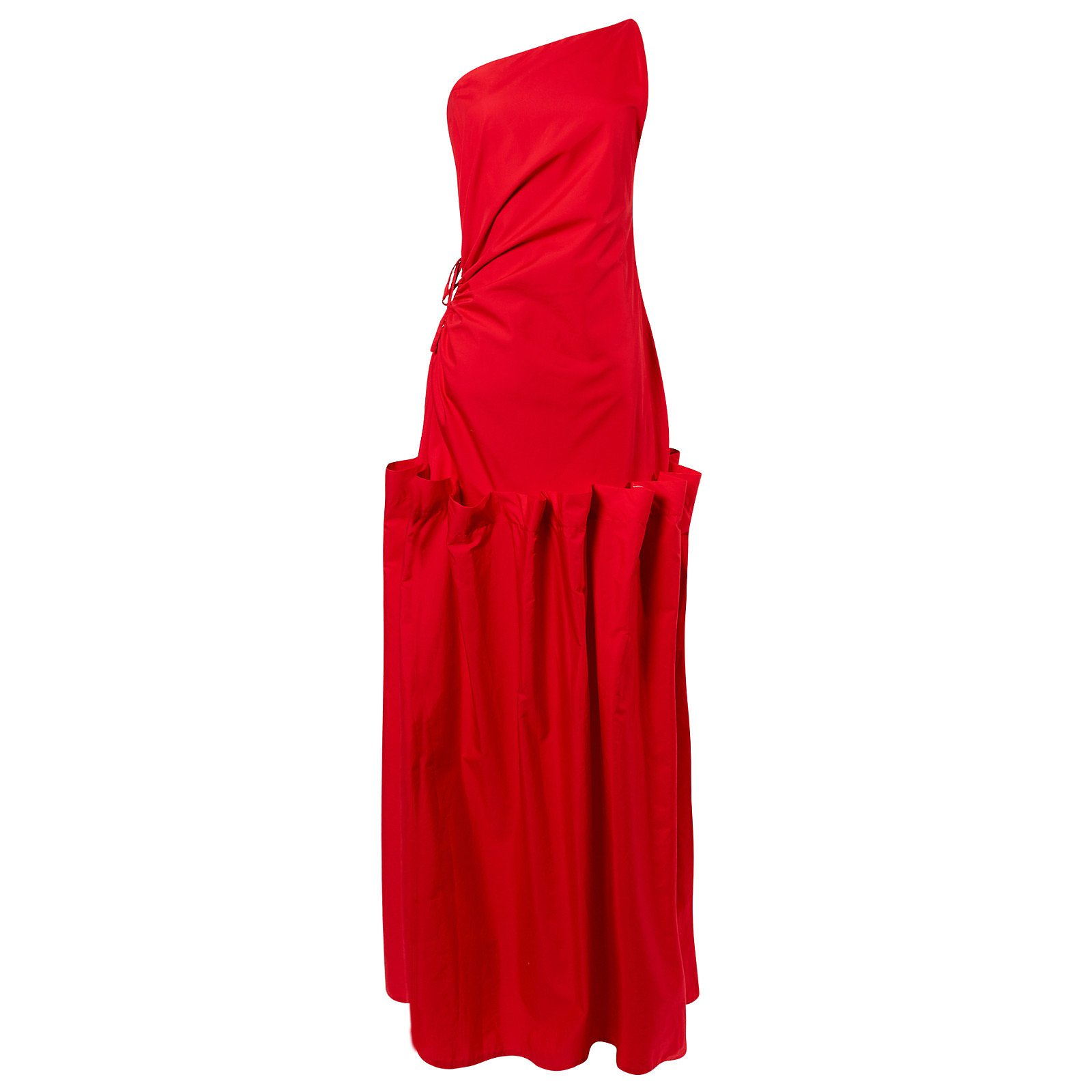 Maison Bent Single Strapped Gown
