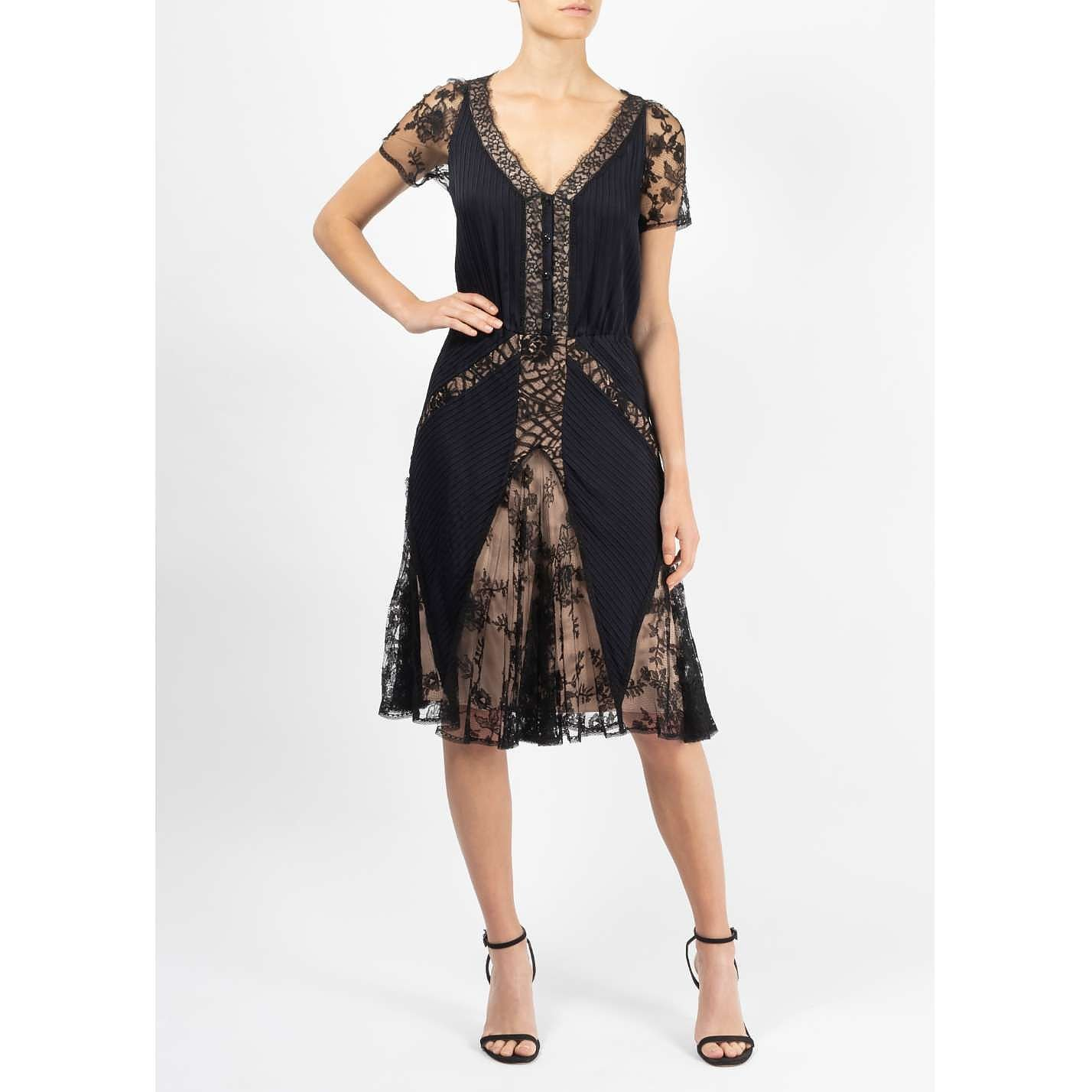Temperley London Embroidered Dress