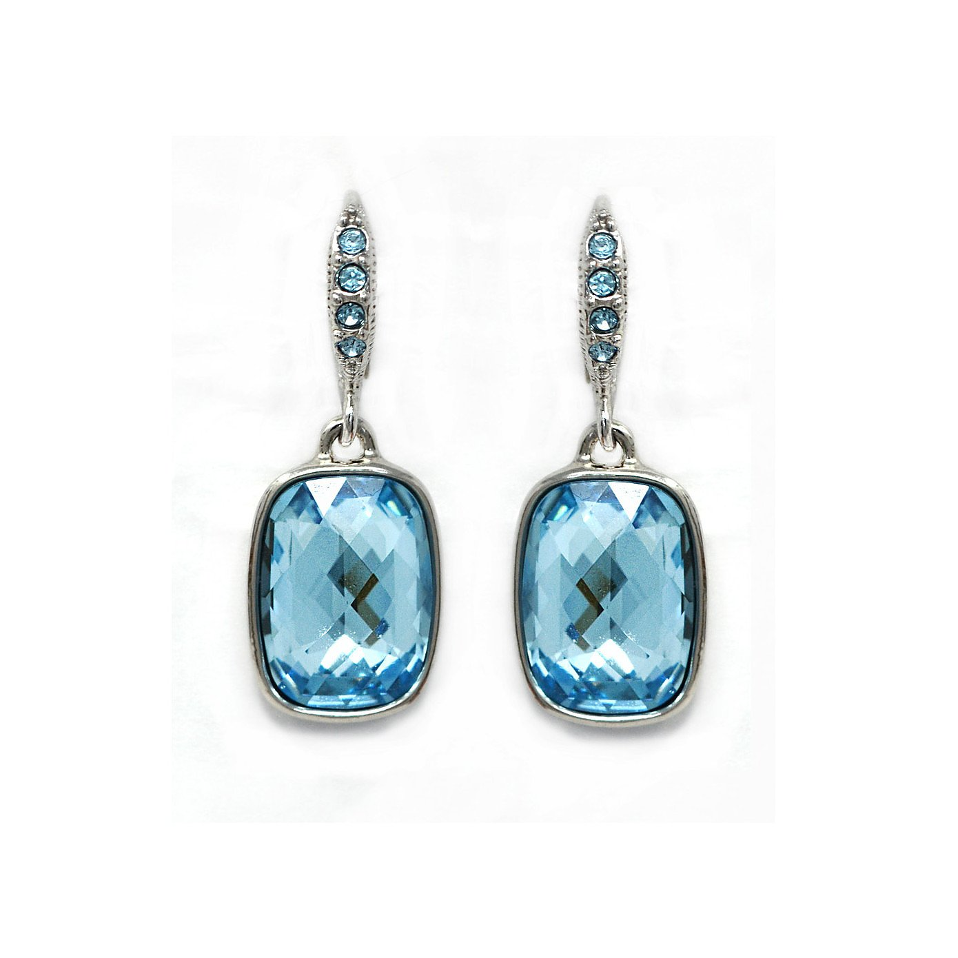 Givenchy Vintage Crystal Earrings