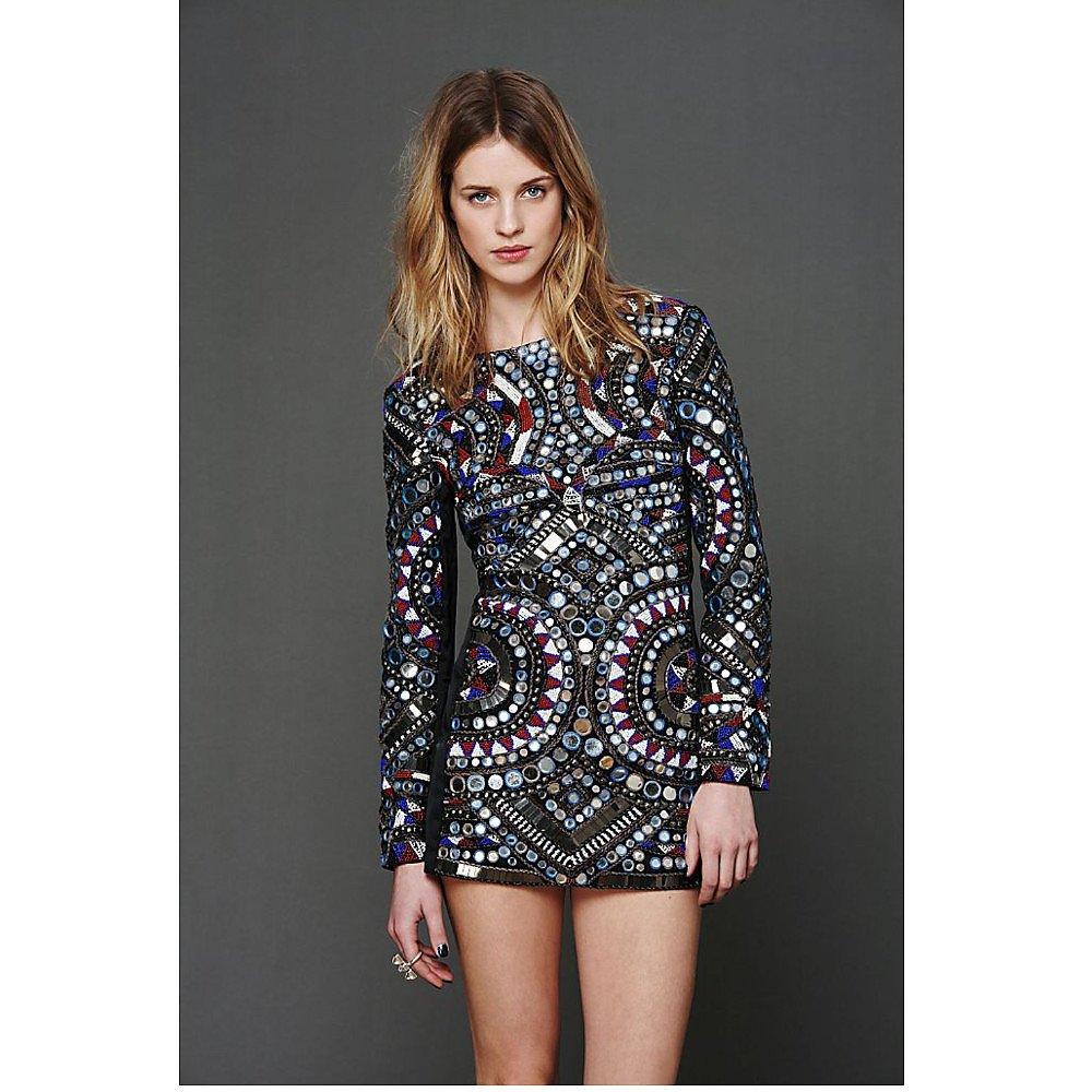 Free People Orelia Mini Dress