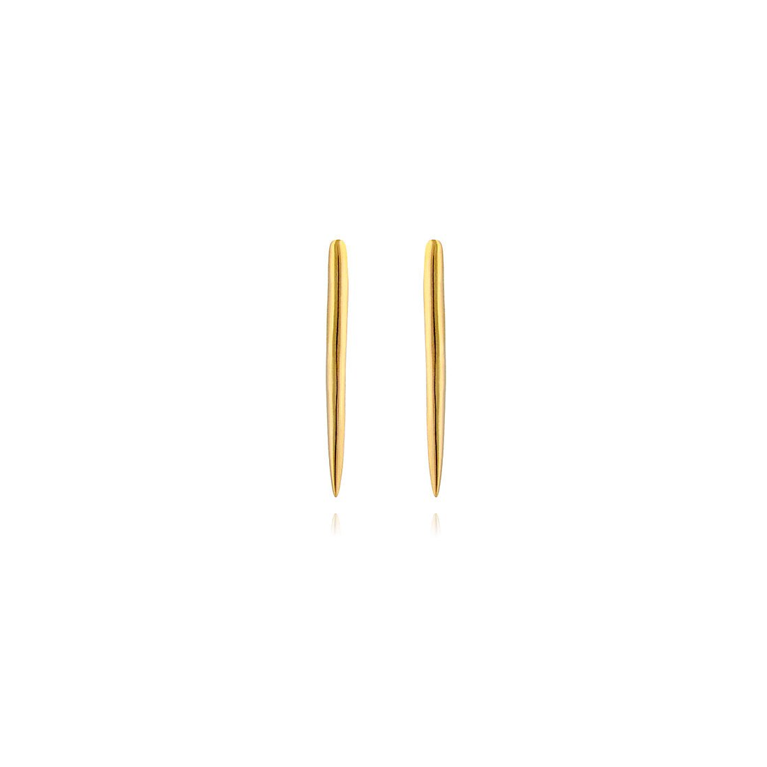 Dominique Lucas Hayworth Earrings Gold