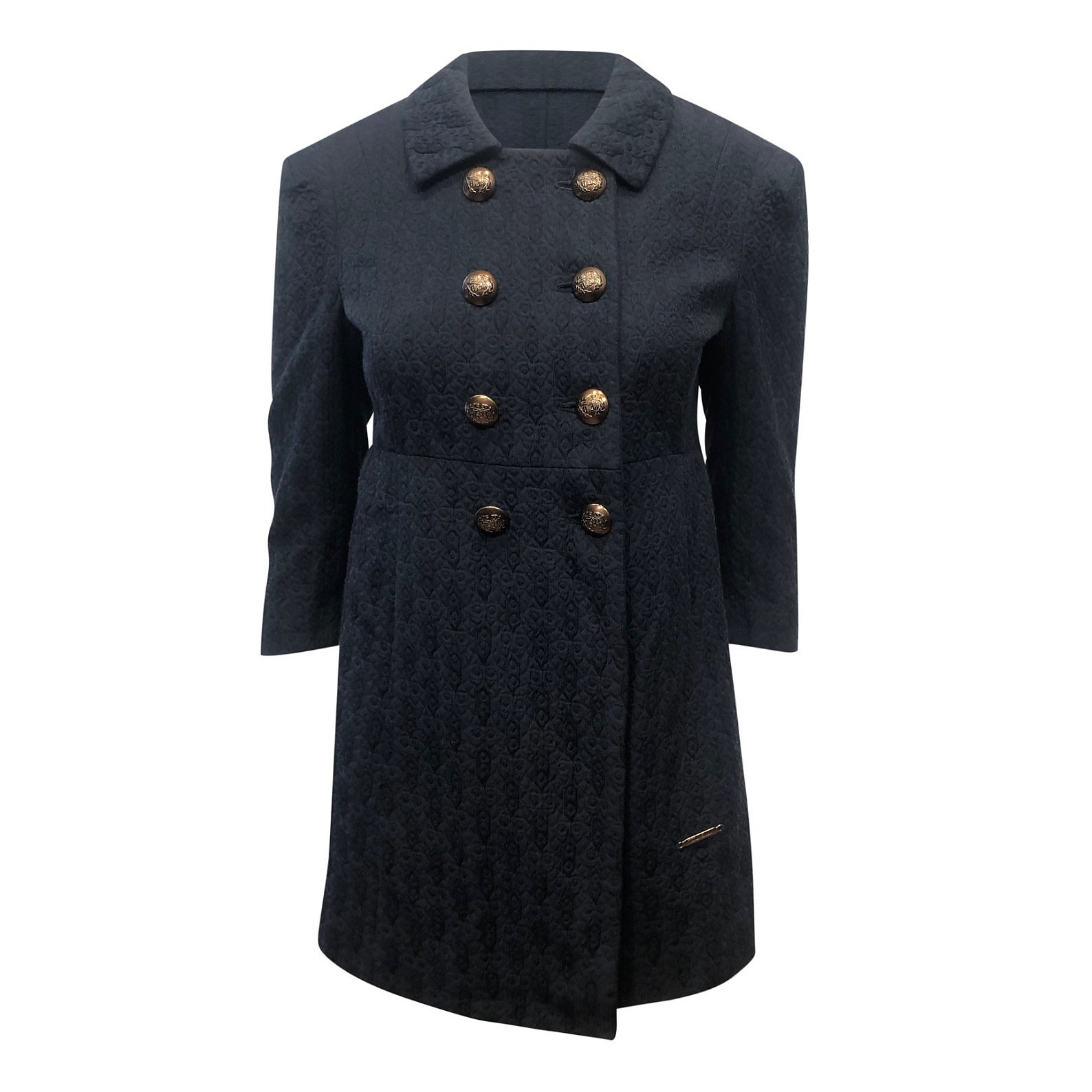 Thomas Burberry by Burberry Textured Double Breasted Jacket