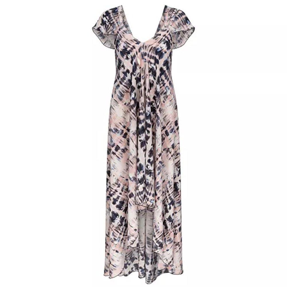 Gem London Manu Dress In Tie Dye
