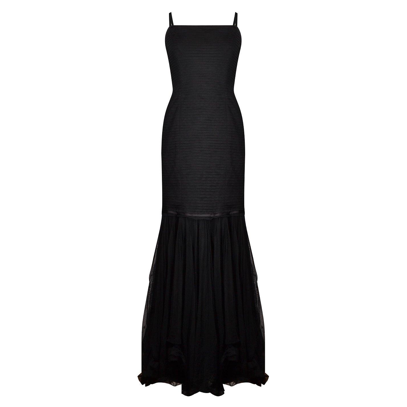 Ralph Lauren Sleeveless Tulle Gown
