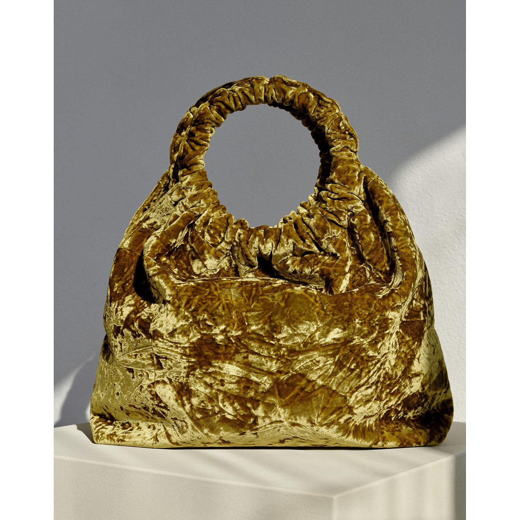 Samsoe Elissa Velvet Bag