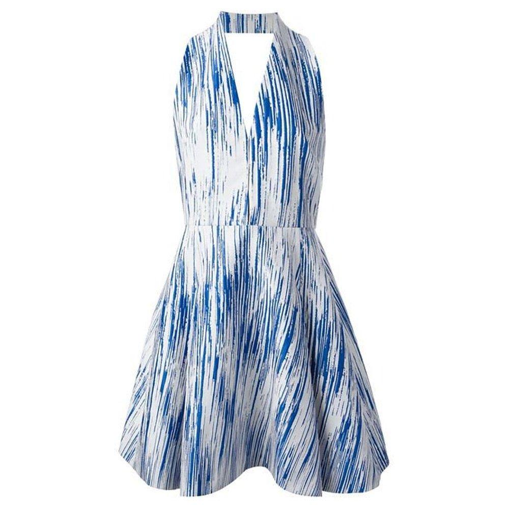 KENZO Halterneck Mini Dress