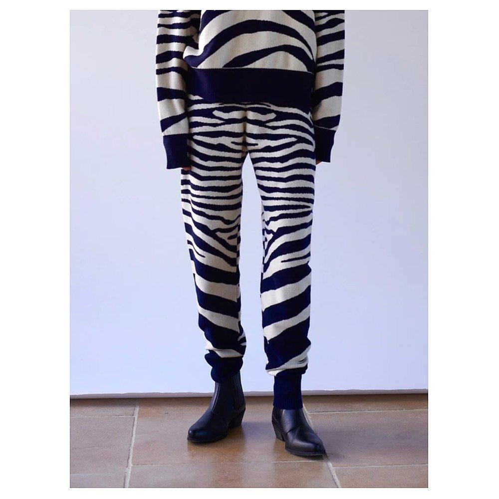 Sykes London Julie Zebra Trackpant